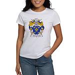 Moutinho Family Crest Women's T-Shirt