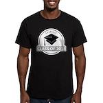 Class Of 2018 Logo Men's Fitted T-Shirt (dark)