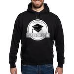 Class Of 2018 Logo Hoodie (dark)