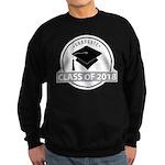 Class Of 2018 Logo Sweatshirt (dark)