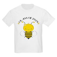 Class Of 2028 bee T-Shirt
