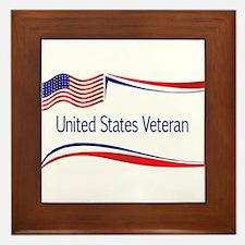 Unique United state coast guard Framed Tile