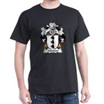 Moscoso Family Crest Dark T-Shirt