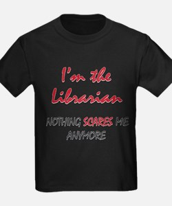 Nothing Scares Librarian T