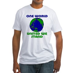 One World United We Stand Shirt