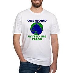 One World United We Stand Shirt
