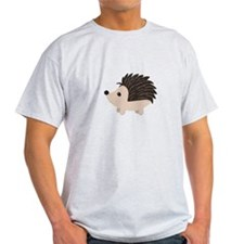 Cartoon Porcupine T-Shirt