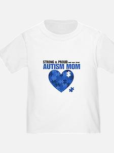 Autism Mom SP T-Shirt