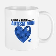 Autism Mom SP Mugs