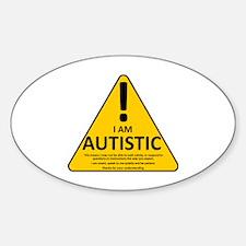 Autism Triad Decal