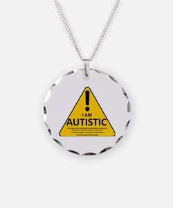 Autism Triad Necklace