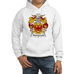 Monterroio Family Crest Hooded Sweatshirt