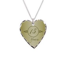 15th Anniversary Necklace
