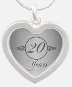 20th Anniversary Necklaces