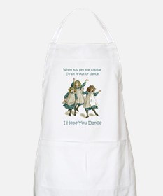 I HOPE YOU DANCE BBQ Apron