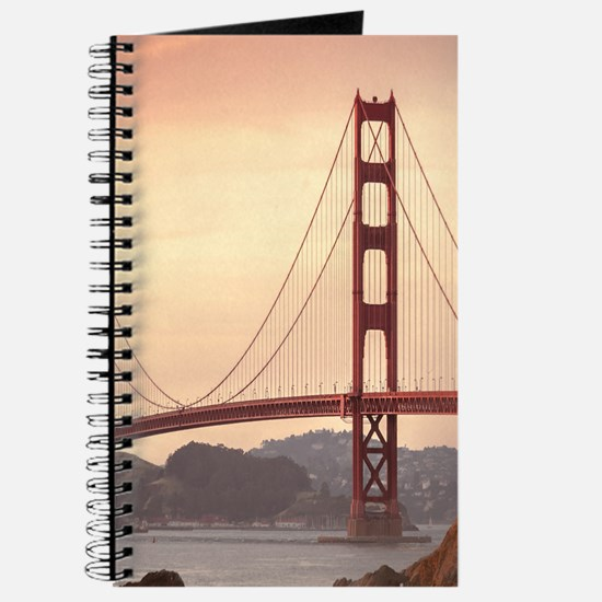 Beautiful Golden Gate Bridge Journal