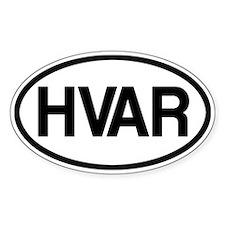 Hvar Bumper Stickers