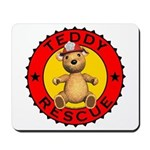 Teddy Bear Rescue Mousepad