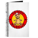 Teddy Bear Rescue Journal