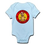 Teddy Bear Rescue Infant Bodysuit