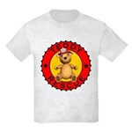 Teddy Bear Rescue Kids T-Shirt Light Colored