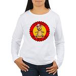 Teddy Bear Rescue Women's Long Sleeve T-Shirt