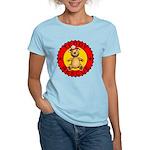 Women's Teddy Bear Rescue Tee-Shirt Light Colored