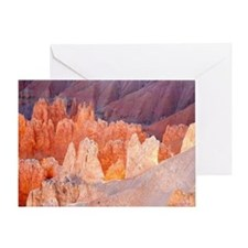 Bryce Canyons 1 Greeting Card