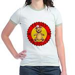 Teddy Bear Rescue Jr. Ringer T-Shirt