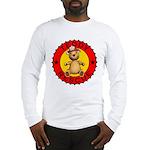 Teddy Bear Rescue Long Sleeve T-Shirt