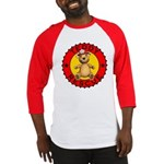 Teddy Bear Rescue Baseball Jersey