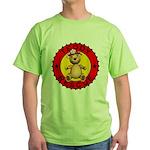 Teddy Bear Rescue Green T-Shirt