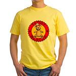 Teddy Bear Rescue Tee-Shirt Yellow