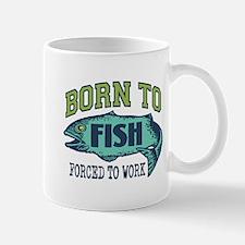 Fishing Small Small Mug