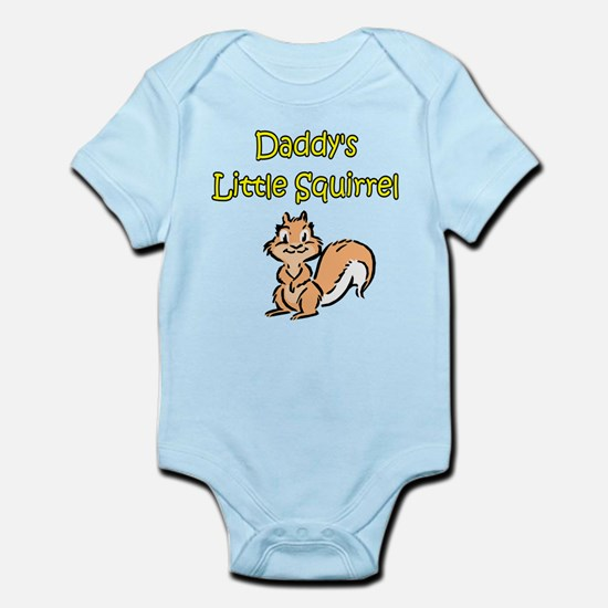 DADDY'S LITTLE SQUIRREL Body Suit