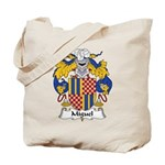 Miguel Family Crest Tote Bag