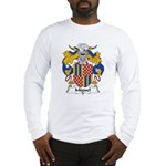 Miguel Family Crest Long Sleeve T-Shirt
