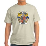 Miguel Family Crest Light T-Shirt