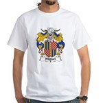 Miguel Family Crest White T-Shirt