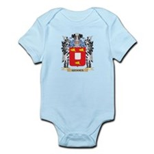 Geddes Coat of Arms - Family Crest Body Suit
