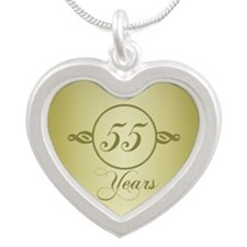 55th Anniversary Necklaces