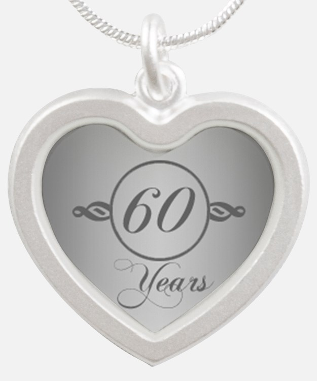 60th Anniversary Necklaces