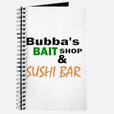 Bubba's Bait Shop & Sushi Bar Journal