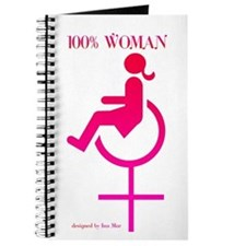 Disabled 100% Woman Journal