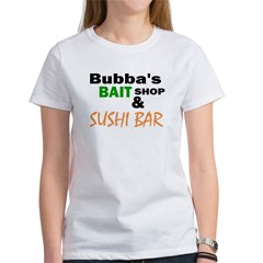 Bubba's Bait Shop & Sushi Bar Tee