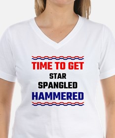 Time To Get Star Spangled H Shirt