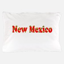 New Mexico Red Cool Pattern Jerry's Fa Pillow Case