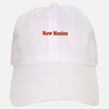 New Mexico Red Cool Pattern Jerry's Fave Baseball Baseball Cap