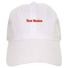 New Mexico Red Cool Pattern Jerry's Fave Baseball Cap
