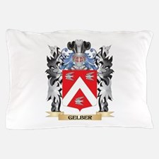 Gelber Coat of Arms - Family Crest Pillow Case